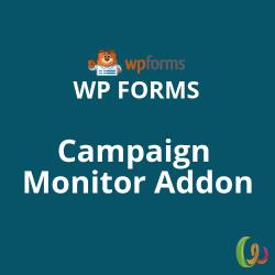 WPForms Campaign Monitor Addon 1.2.0