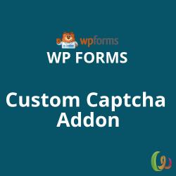 WPForms Custom Captcha Addon 1.3.0