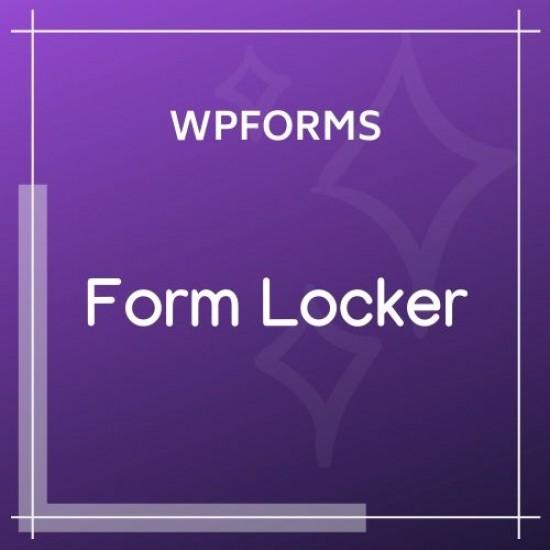 WPForms Form Locker Addon