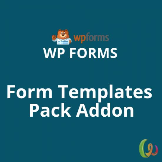 WPForms Form Templates Pack Addon 1.2.0