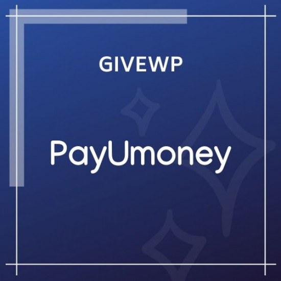 Give PayUmoney Gateway