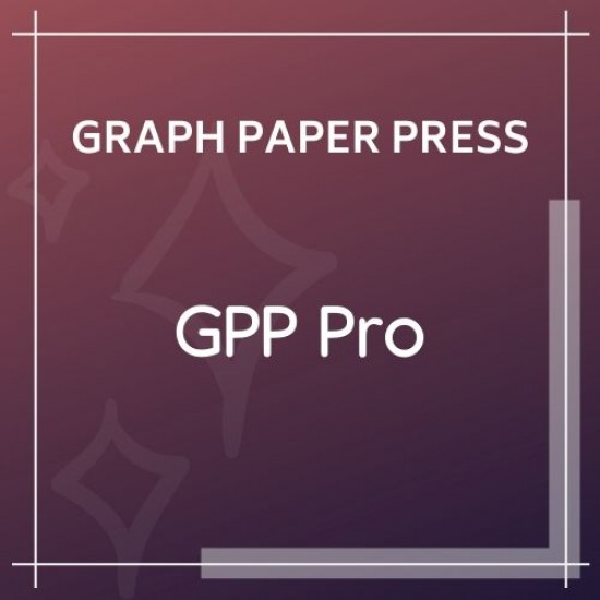 Graph Paper Press GPP Pro 1.0.2