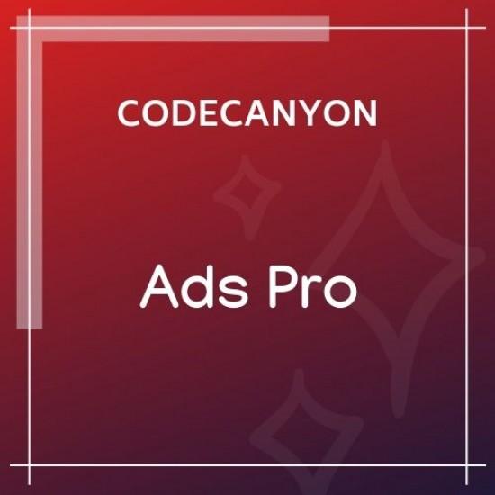 Ads Pro WordPress Advertising Manager