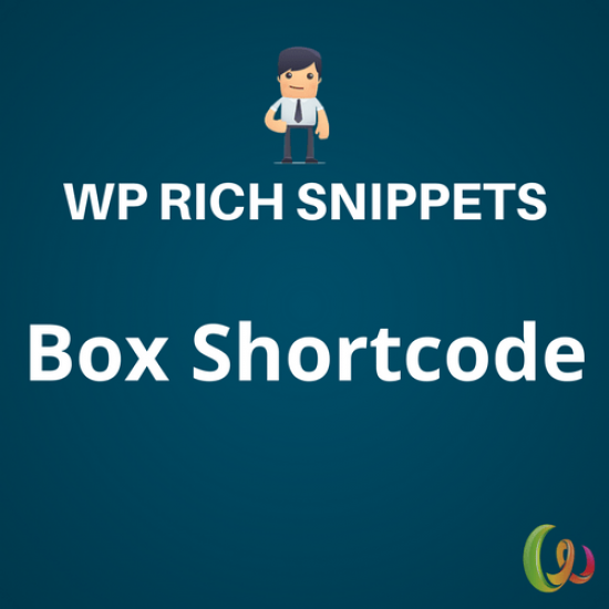 WP Rich Snippets Box Shortcode 1.2