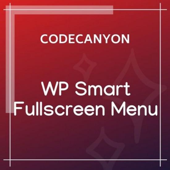 WP Smart Fullscreen Menu 1.043