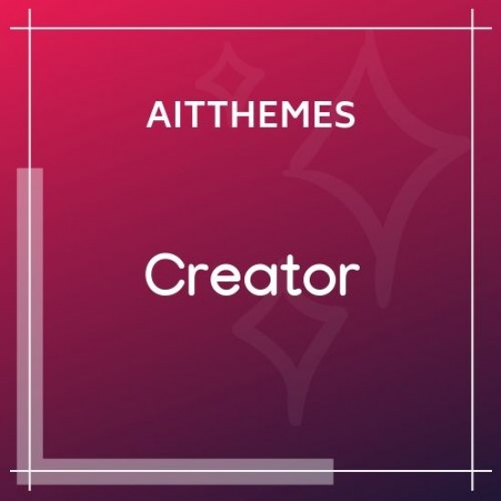 Creator WordPress Theme