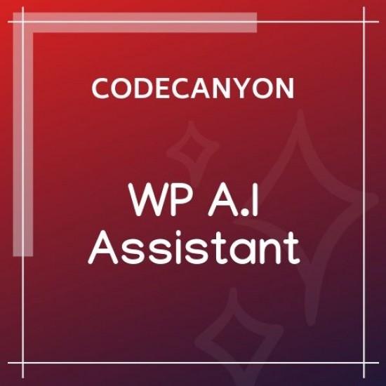 WP A.I Assistant 2.9