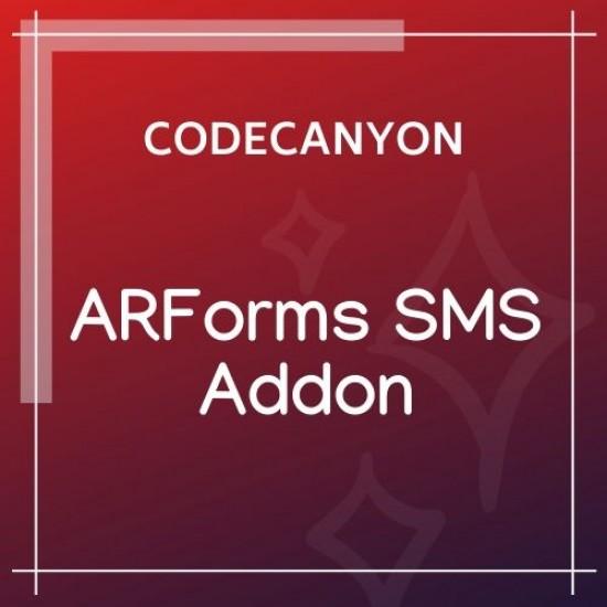 ARForms SMS Addon