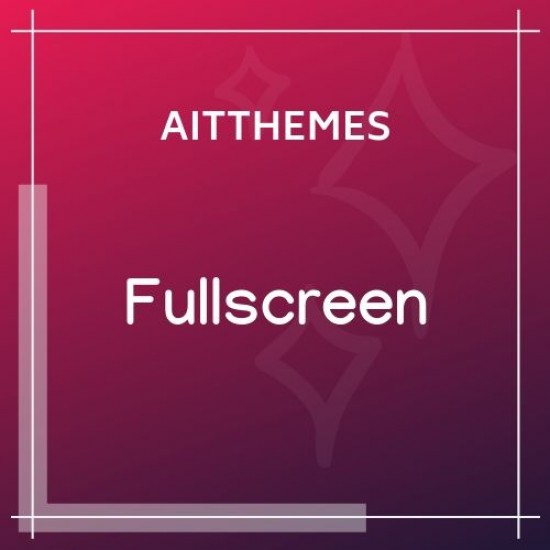 Fullscreen 2.21 WordPress Theme