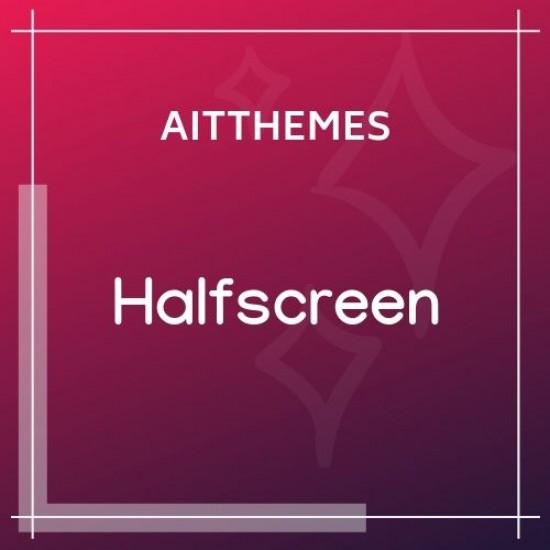 Halfscreen 1.29 WordPress Theme