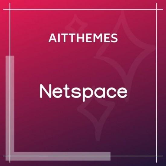 Netspace 1.27 WordPress Theme