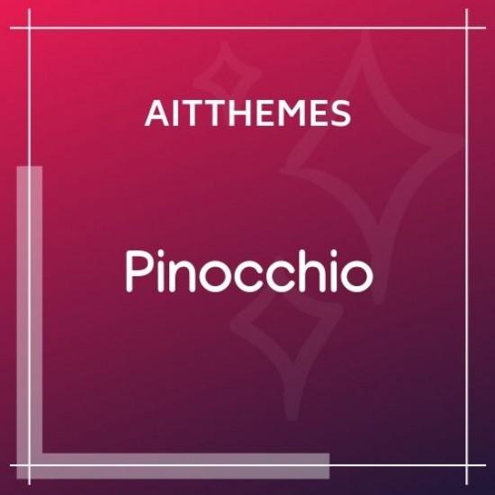 Pinocchio 1.4 WordPress Theme