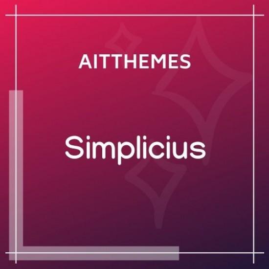 Simplicius 1.12 WordPress Theme