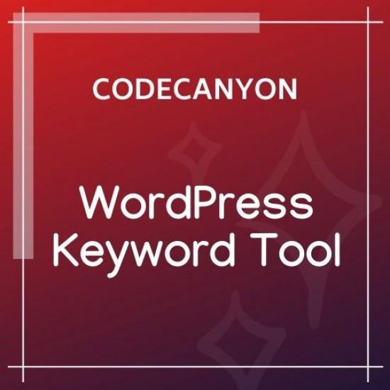 WordPress Keyword Tool Keyword research 2.3.2