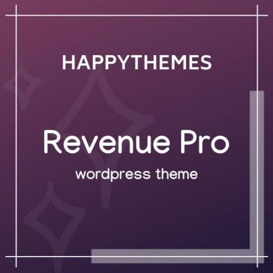 HappyThemes Revenue Pro 1.4
