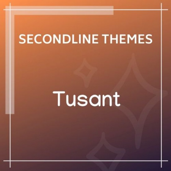 Tusant WordPress Theme