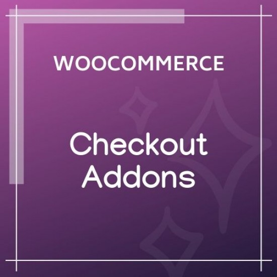 WooCommerce Checkout Addons