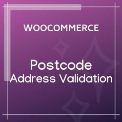 Postcode Address Validation for WooCommerce