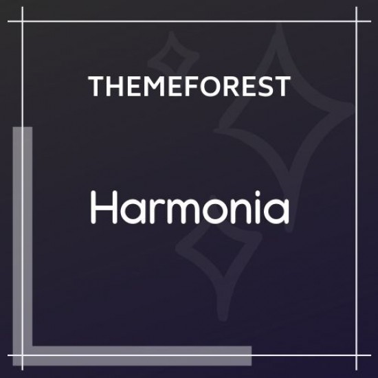 Harmonia Creative Multi-Purpose WordPress Theme 1.5.2