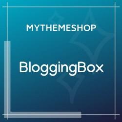 MyThemeShop Blogging Box WordPress Theme 1.2.4