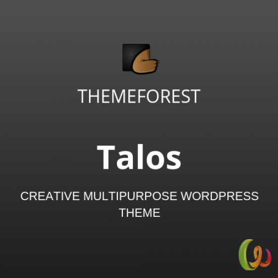 Talos Creative Multipurpose WordPress Theme 1.3.0