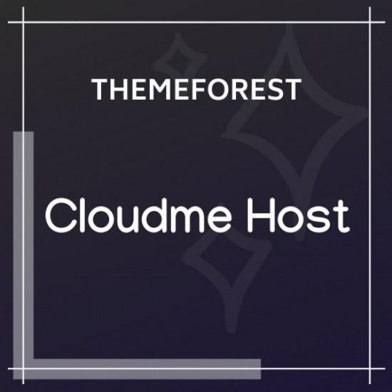 Cloudme Host WordPress Hosting Theme