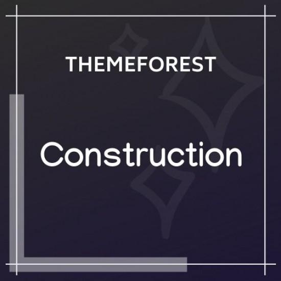 Construction Business Building Company Theme