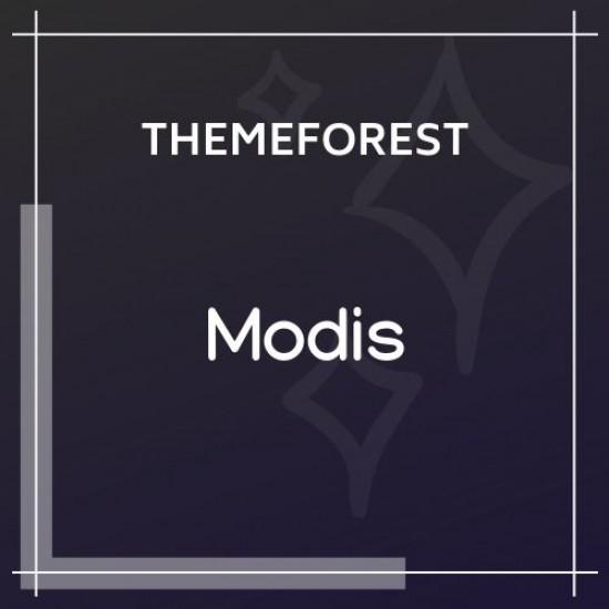 Modis Salon Barber WordPress Theme 1.2.3