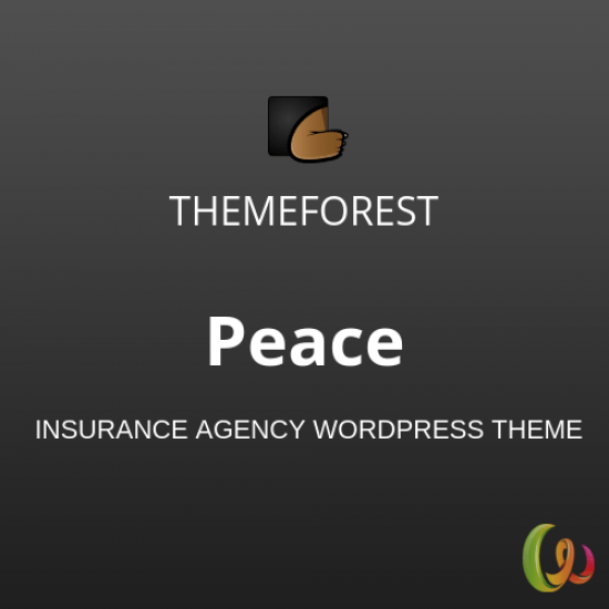 Peace Insurance Agency WordPress Theme 2.5.6