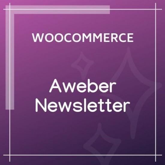 WooCommerce Aweber Newsletter