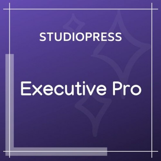 Executive Pro Theme 3.2.3