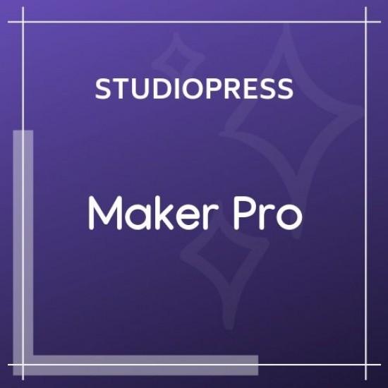 Maker Pro Theme 1.0.1