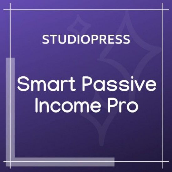 Smart Passive Income Pro Theme 1.1.3