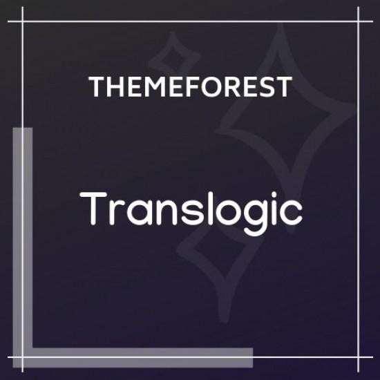 Translogic   Logistics Shipment Transportation Theme 1.2.1
