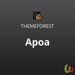 Apoa Business WordPress Theme