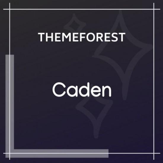 Caden Mega Store Responsive WordPress Theme