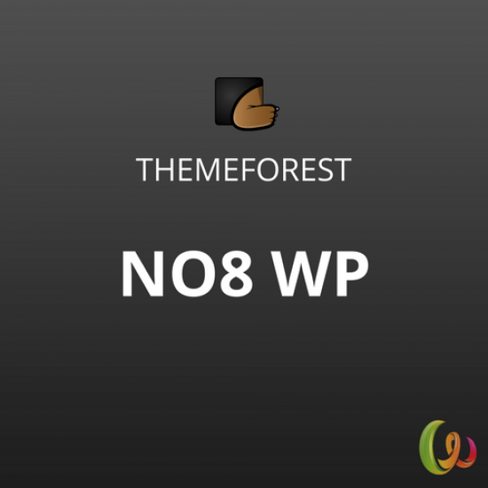 NO8 WP Creative Agency Portfolio Theme 2.2