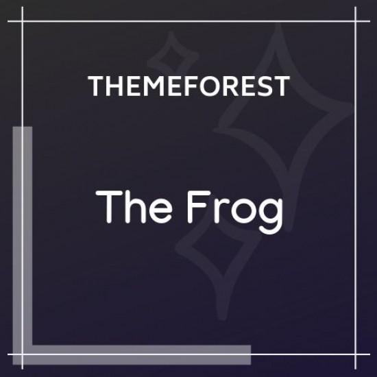 The Frog Creative News WordPress Theme