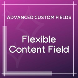 Flexible Content Field Add-on for ACF 1.1.0