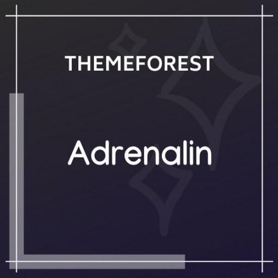 Adrenalin Multi-Purpose WooCommerce Theme
