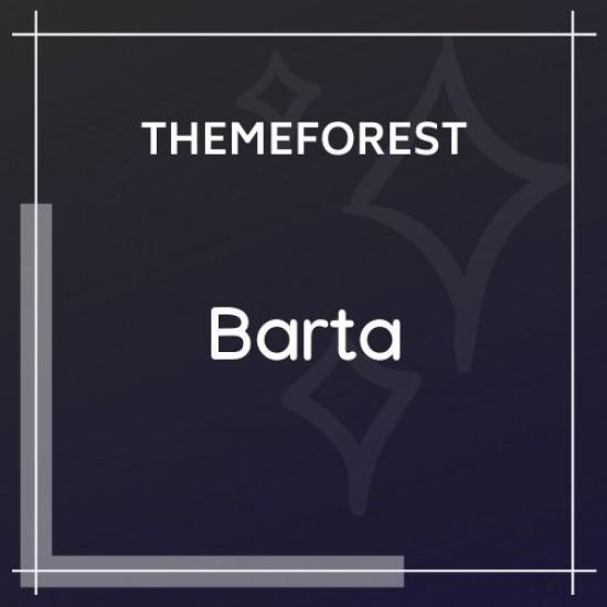 Barta News Magazine WordPress Theme