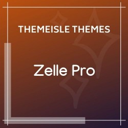 Zelle Pro (Zerif Pro) WordPress Theme