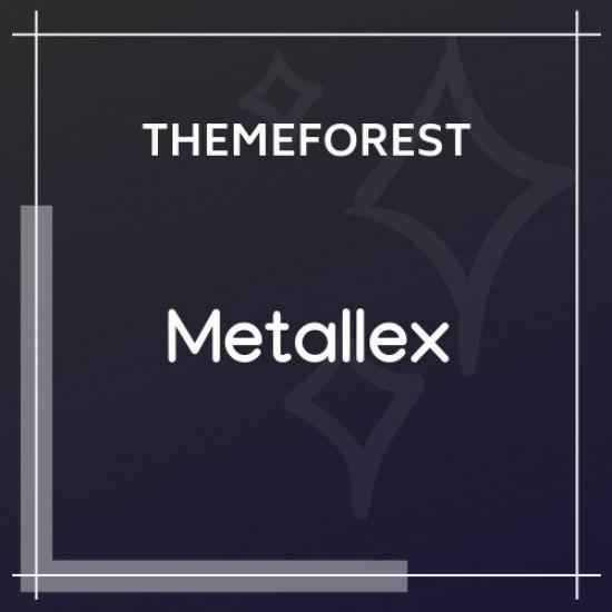 Metallex Industrial And Engineering WordPress Theme 1.0
