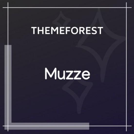Muzze Museum Art Gallery Exhibition Theme 1.1.3