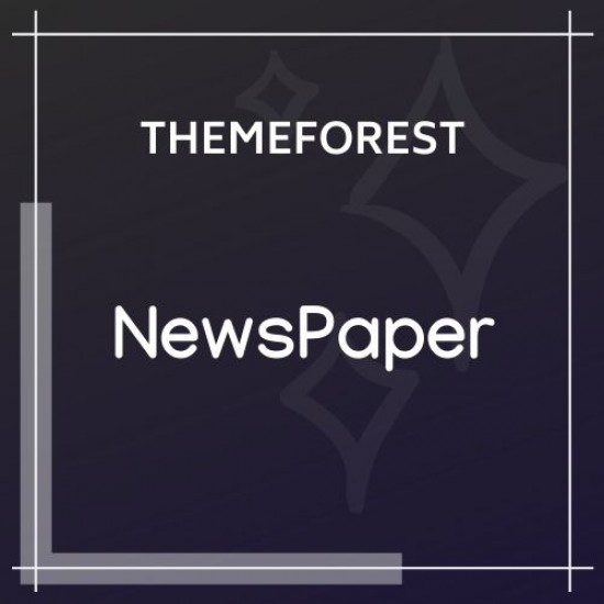 NewsPaper News Magazine WordPress Theme