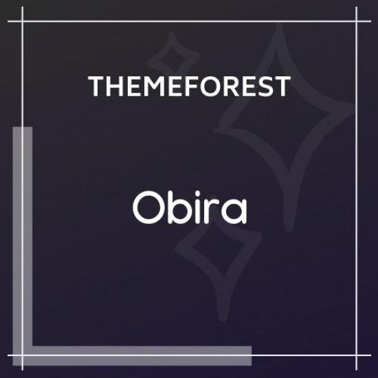 Obira SaaS Business App Showcase WordPress Theme 1.9.1