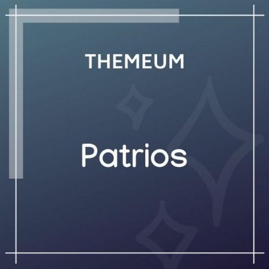 Patrios Wordpress Theme