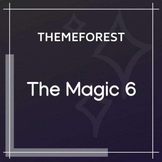 The Magic 6 Music Band Musician Artist Theme 1.6