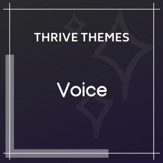 Thrive Voice Theme