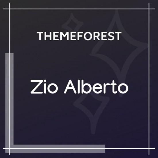 Zio Alberto   Pizza Restaurant, Cafe Bistro Theme 1.2.2